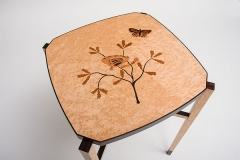 Birds Eye and Butterflies Table